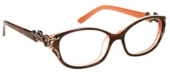 badgley mischka designer eyeglass frames